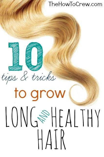 Im a hairstylist and all of this is true!!!!! The How-To Crew: How-To Grow Out Your Hair {10 Tips &