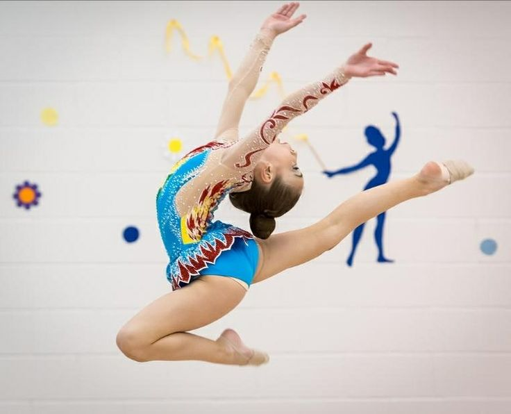 17 Best Images About Rhythmic Gymnastics On Pinterest