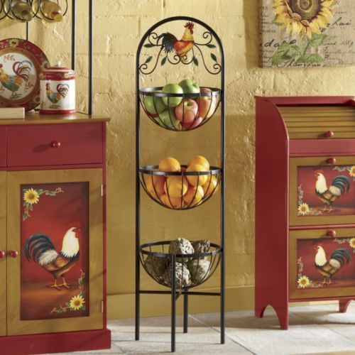 Rooster Decor Kitchen
