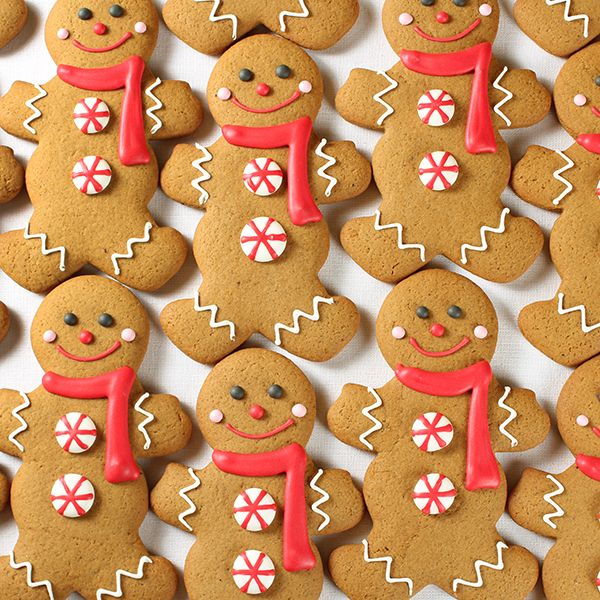 images of decorated gingerbread cookies Gingerbread Men