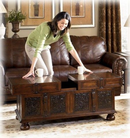 1000 Ideas About Chest Coffee Tables On Pinterest