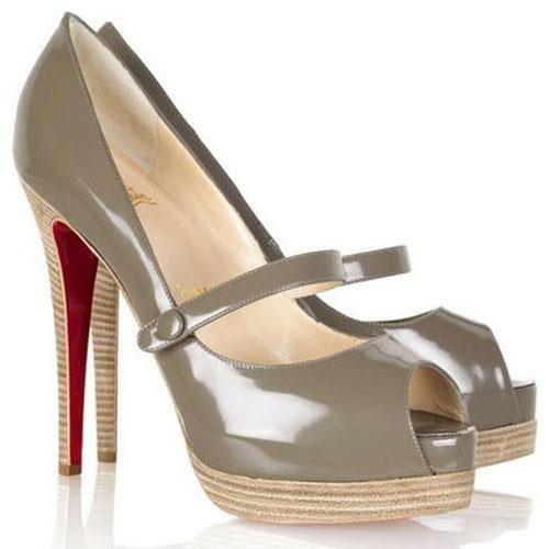 Peep toe Mary Janes?! Yes please!