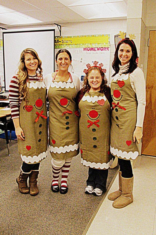 gingerbread boy apron gingerbread aprons Costume Ideas