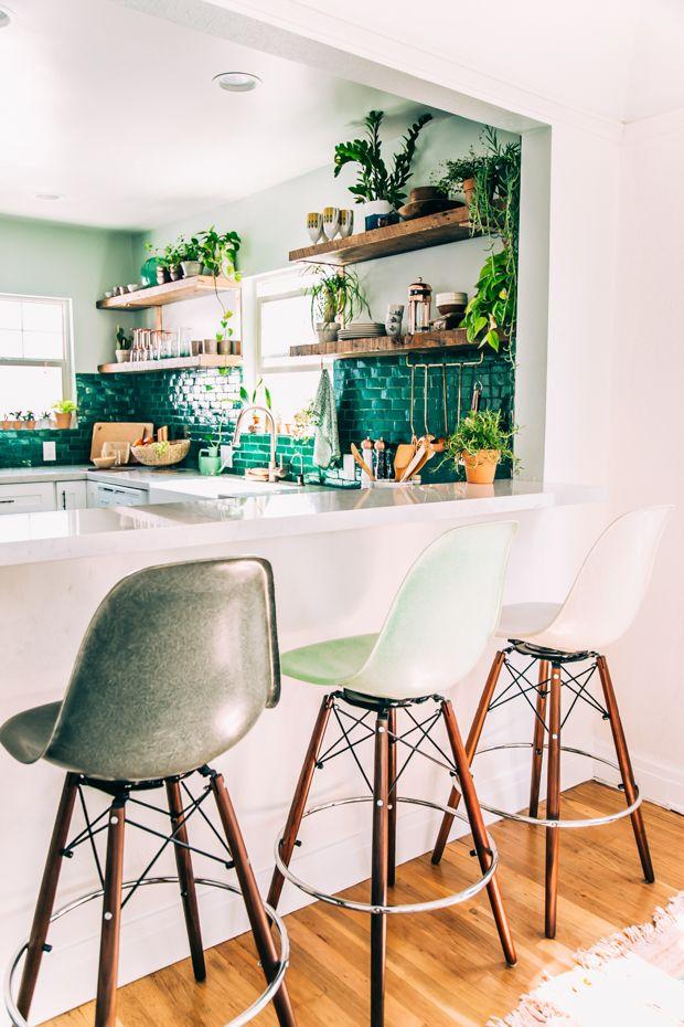 Boho Kitchen Reveal: The Whole Enchilada! | The Jungalow: