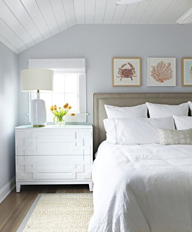 Bay Head Beach Bungalow New England Style Bedroomyoung