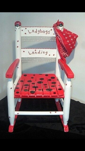 44 Best Images About Cute Ladybug Furniture On Pinterest