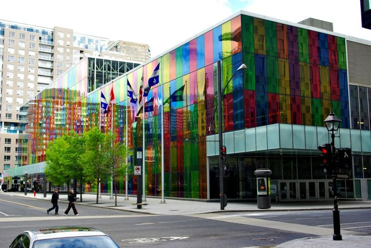Buildings With Different Color Glass - Google Search