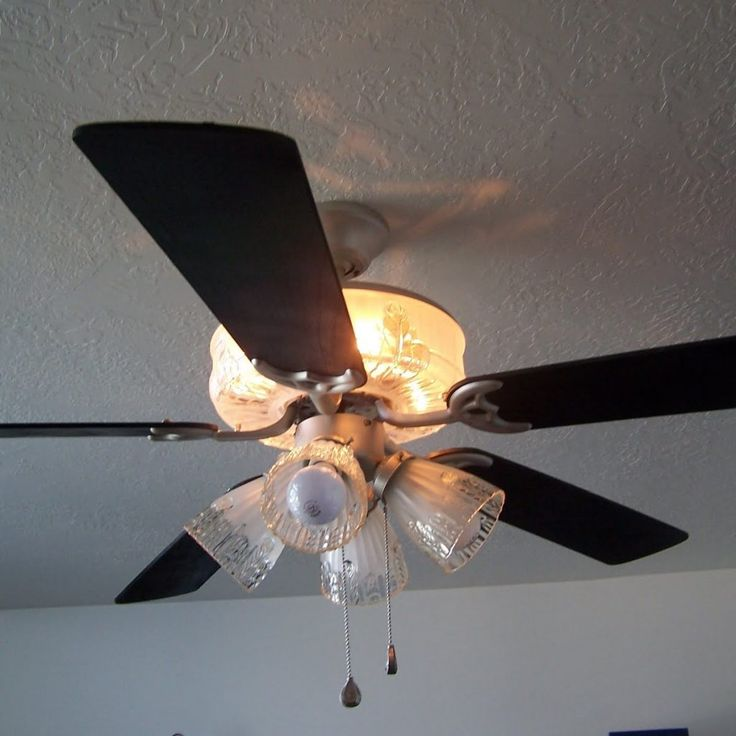 Hunter Ceiling Fan With Night Light