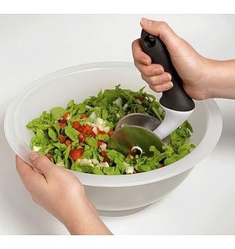 My most favorite #kitchen gadget EVER!! Salad Chopper – I love my chopped salads!!!