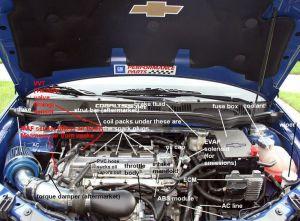 Complete engine system diagram  Chevy Cobalt Forum  Cobalt Reviews  Cobalt SS  Cobalt Parts