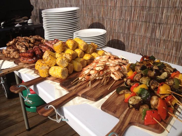 Victoria Day Party Food - Google Search