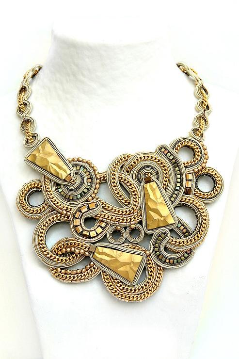 Dori Csengeri (gotta love the statement necklace when you cant let go of your pl