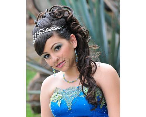 Peinados De 15 Con Trenzas Para Tu Fiesta Peinados De 15