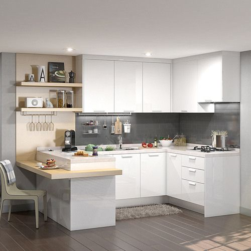2093 Best Images About Kitchen For Small Spaces On