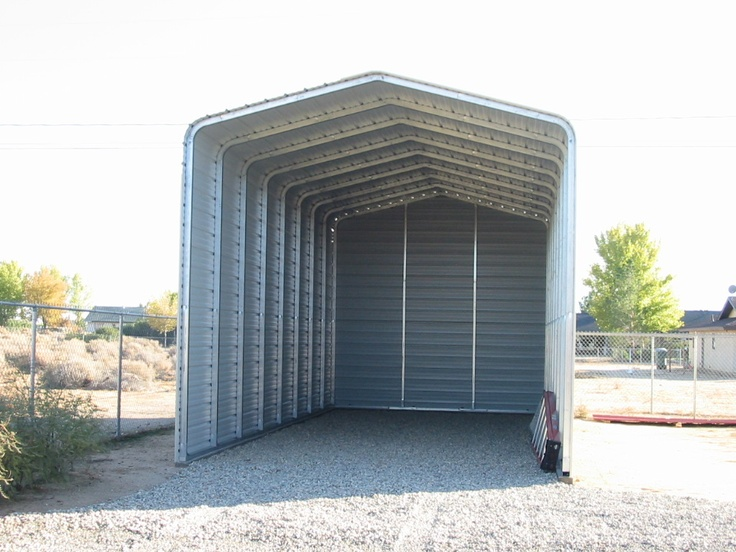 Steel RV Carport Kit by Absolute Steel Steel Carports