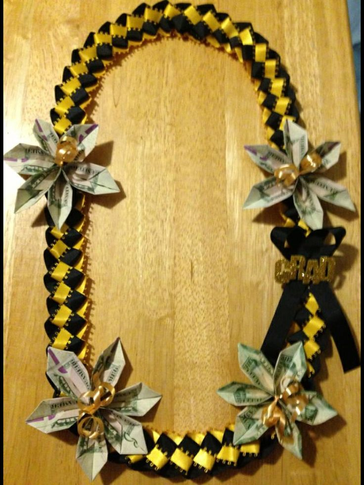 Graduation Lei Please Check Out My Page Https Www