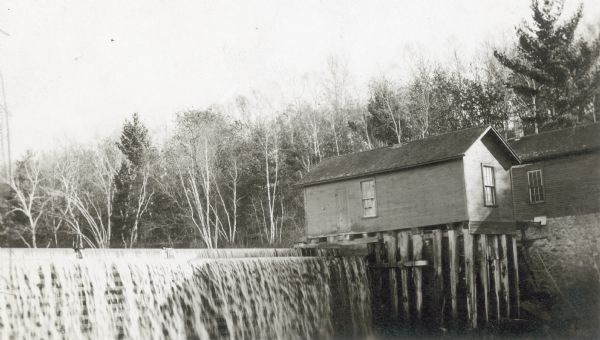 17 Best Images About Vintage Wisconsin Hydroelectric Power Plants And Paper Mills On Pinterest