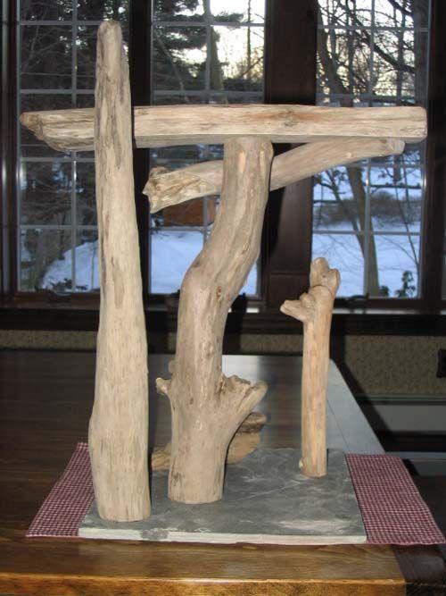 Articles Building A Driftwood Basking Platform Turtle
