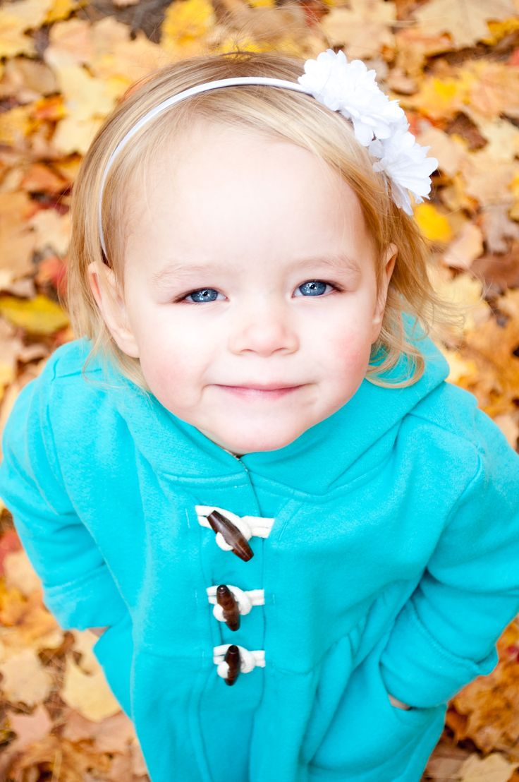 2 Year Old Girl Blue Eyes Picture Photography