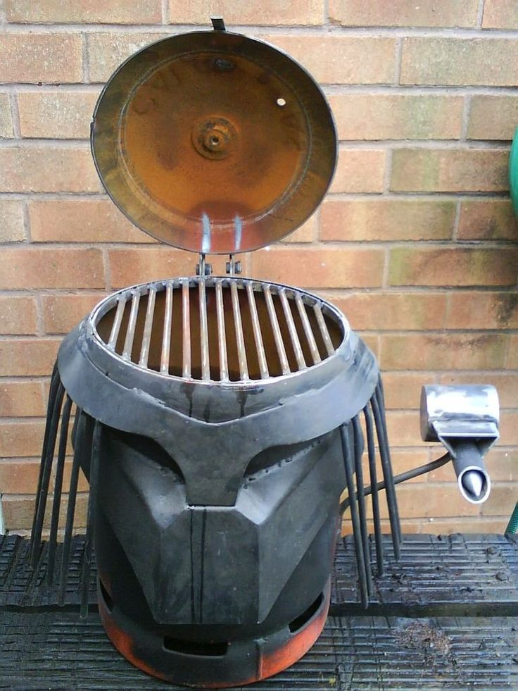 17 Best Images About Gear Grills Themed On Pinterest