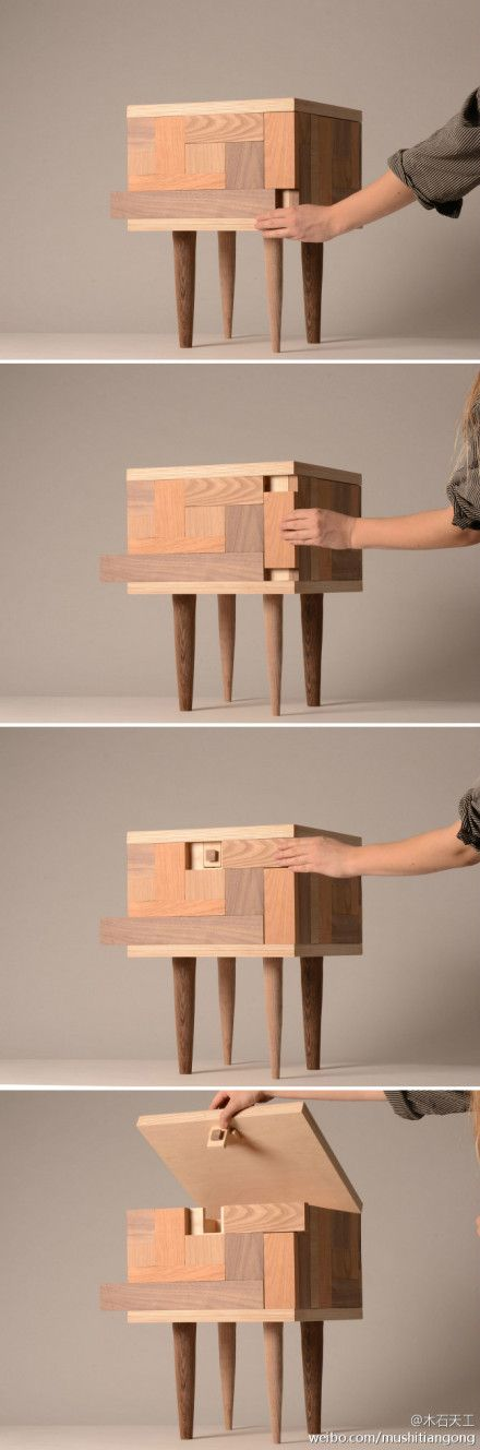 Diy Puzzle Lock Box WoodWorking Projects Amp Plans