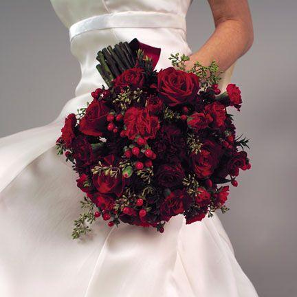 25 Best Ideas About Burgundy Wedding Flowers On Pinterest