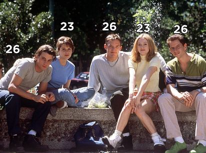 The Real Ages Of 90s Movie High Schoolers – BuzzFeed Mobile