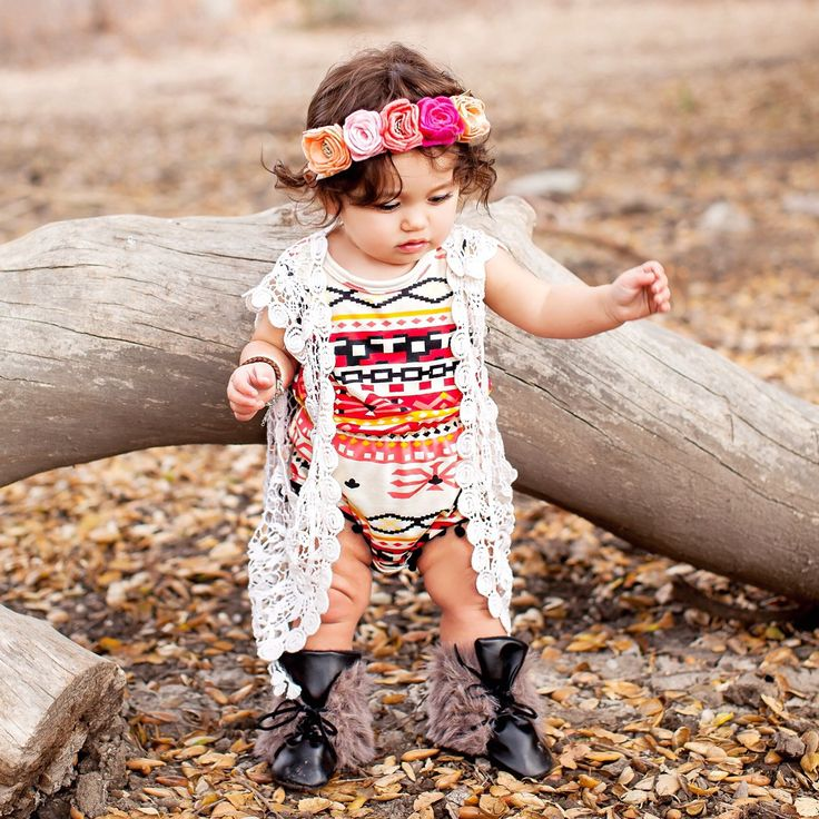 Show off her style (and those chunky little thighs!) in