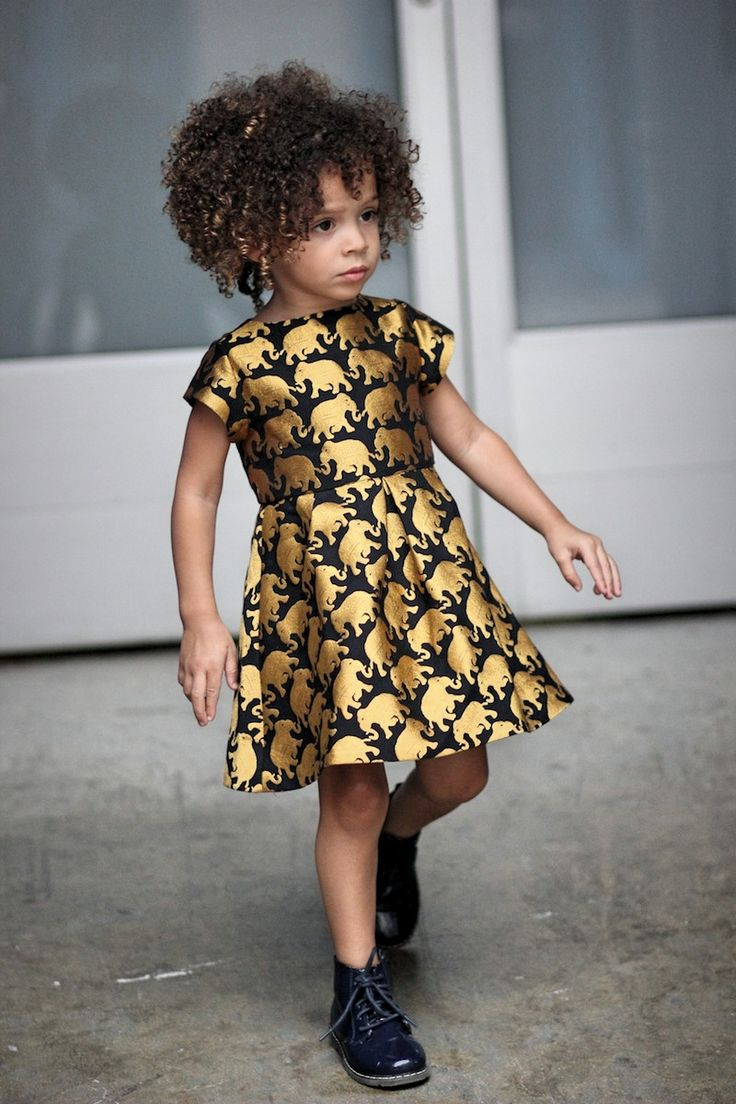 Scout The City   A Fashionable Lifestyle Blog — OMGosh, shes so stinkin cute! What lovely hair