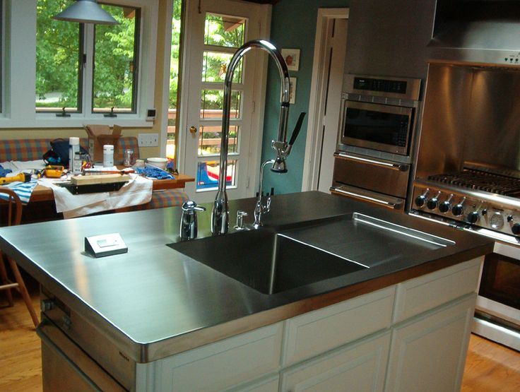 Stainless Steel Countertop From Alexandria VA