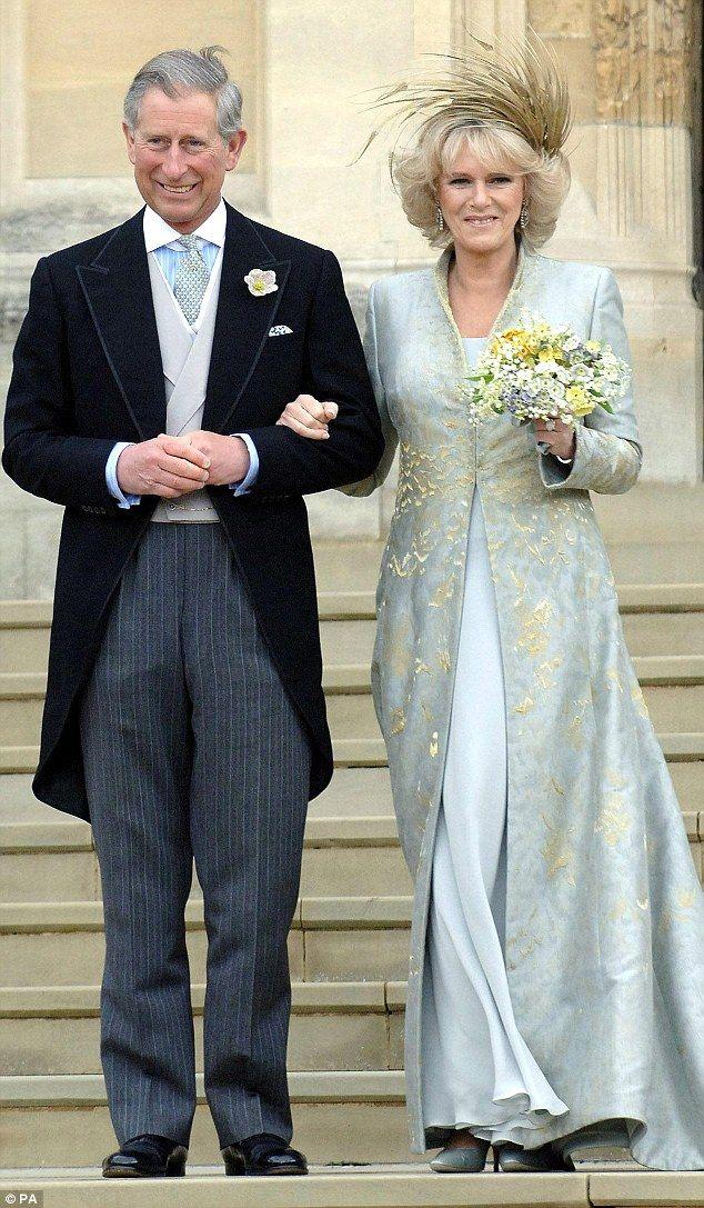 Camilla shouldn't be Queen, say public The duchess