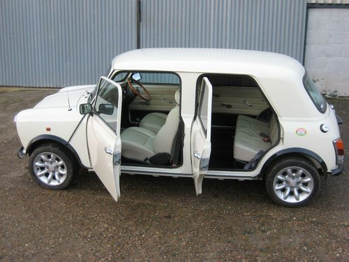 Classic 80 Mini 4 Door One Off EBay Lets Roll