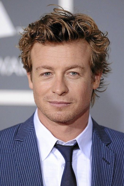 208 best images about Simon Baker on Pinterest | How to be ...