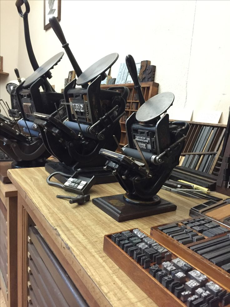 Letterpress Roundtable Archives Boxcar Press