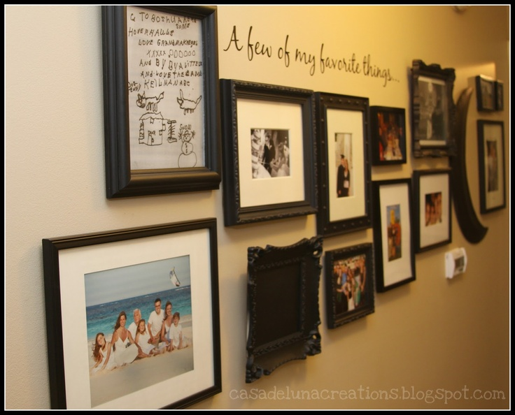 All Kinds Of Picture Frames | secondtofirst.com