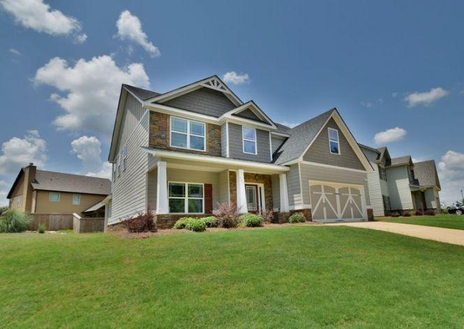 The Sawgr Floor Plan By Hughston Homes Located At 307 Lightness Drive Auburn Alabama