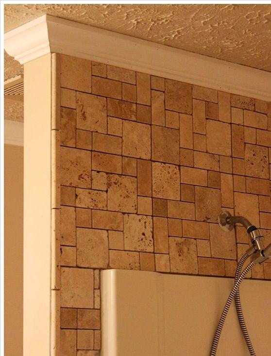 Tile Over A Fiberglass Tubshower Enclosure Bath