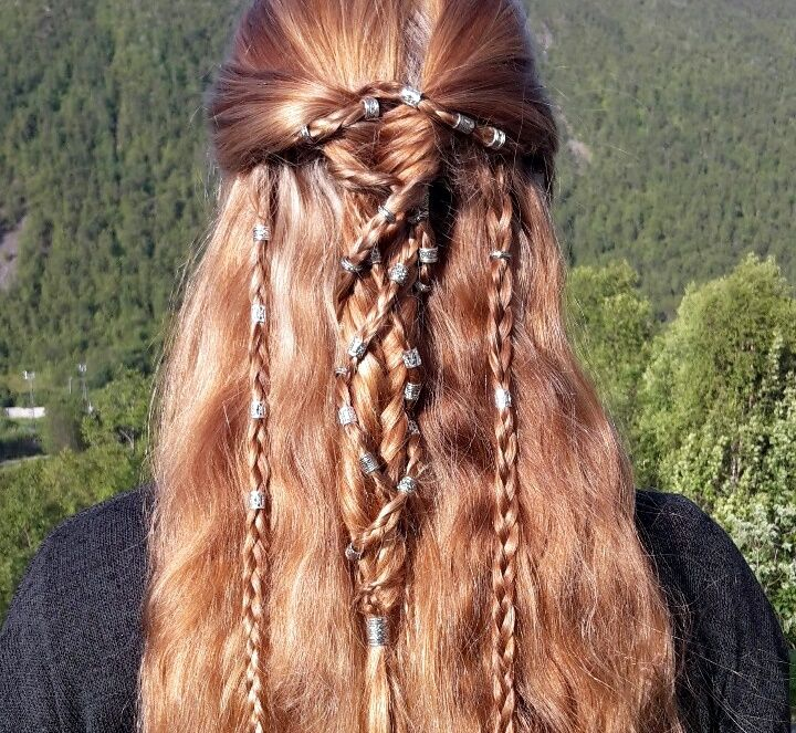 25 Best Ideas About Hair Beads On Pinterest Viking Hair