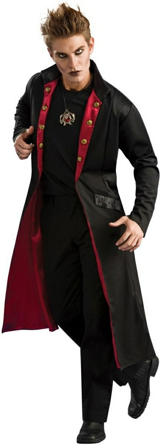 Adult Vampire Coat Costume Adult Vampire Costumes