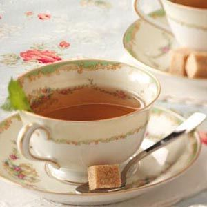 Lavender Mint Tea Recipe — I must try this