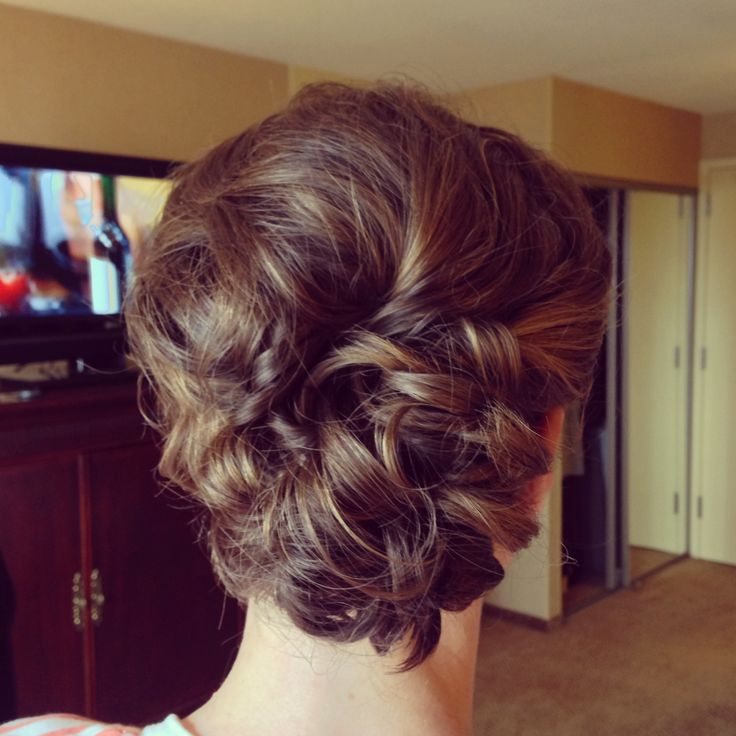 Hairstyles For Maid Of Honor Pictures