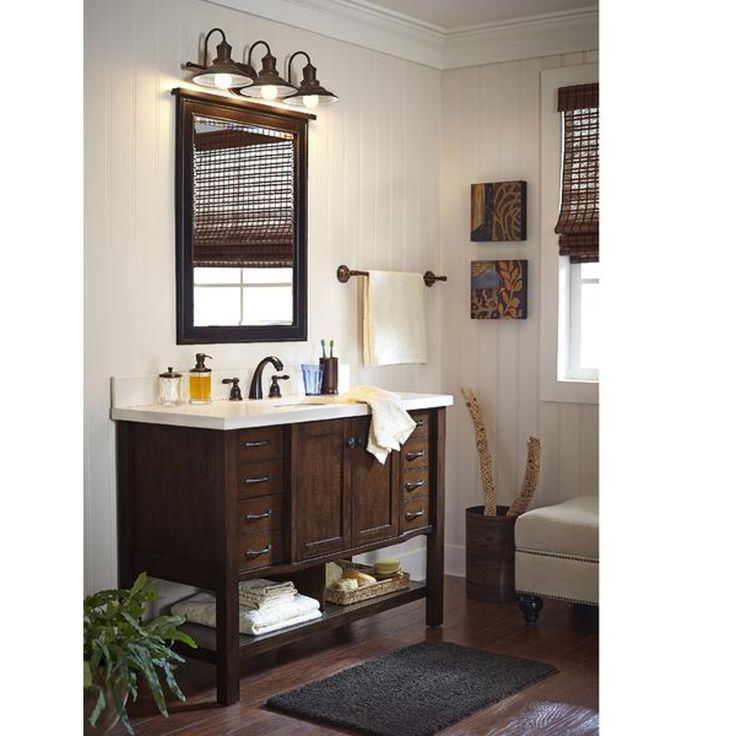 17 Best Images About Bathroom On Pinterest Bronze Bathroom Farmhouse Style Bathrooms And Vanities
