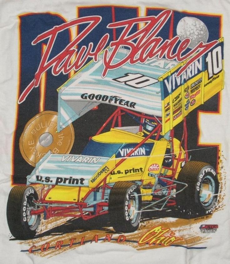 Dave Blaney TShirt Vintage TShirts Pinterest