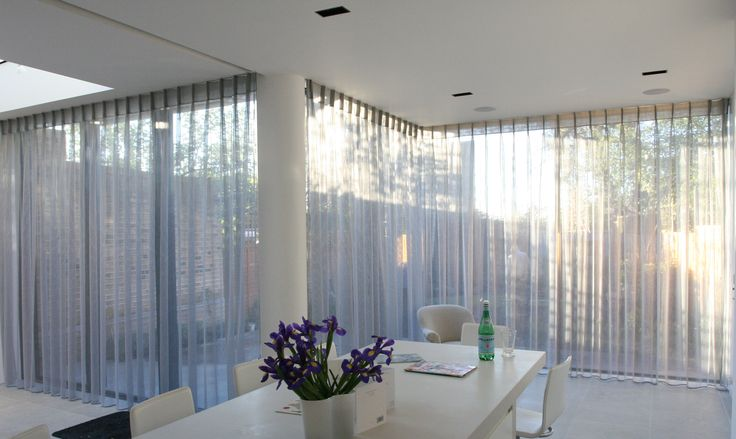 Our Most Challenging Project To Date Insetting 10metres Of Curtain Tracks Into A Ceiling And