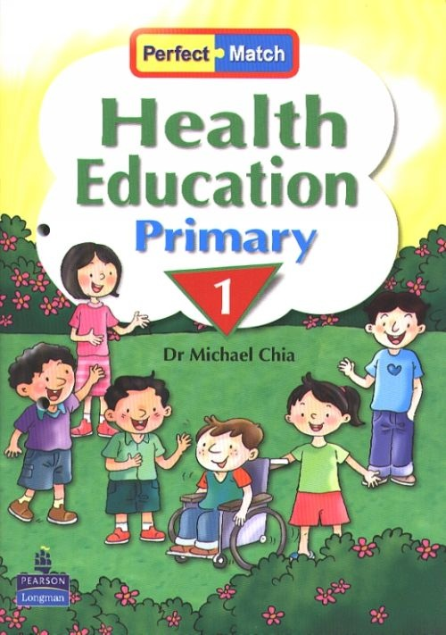 Perfect Match Health Education Textbook 1 *secondhand