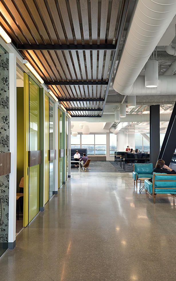 Inside Zazzles Sleek New Headquarters Business Design