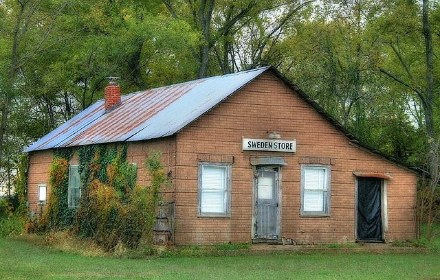 Old Sweden Country Store Douglas County Missouri