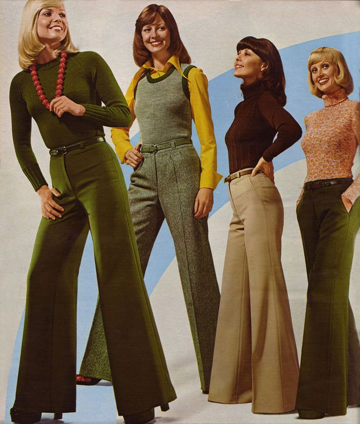 Wide leg pants and blouses. from Pinterest!