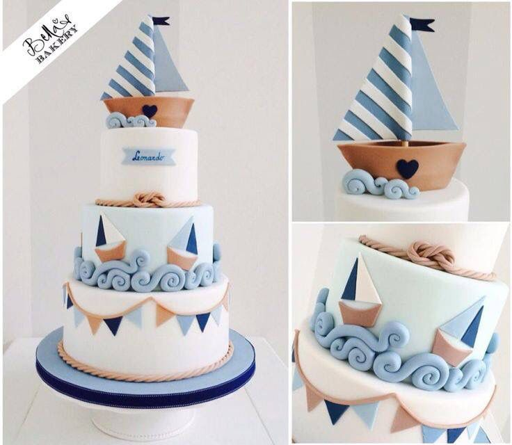 1000 Images About Cakes Nautical On Pinterest