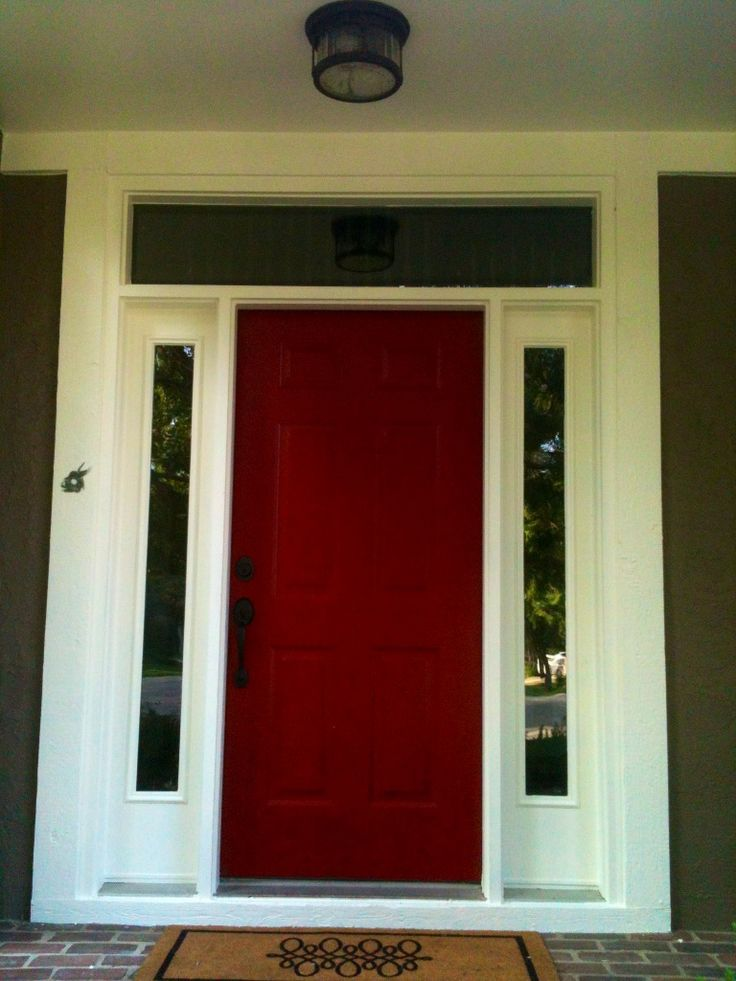 This Is The Color For Our New Front Door Durons Stolen